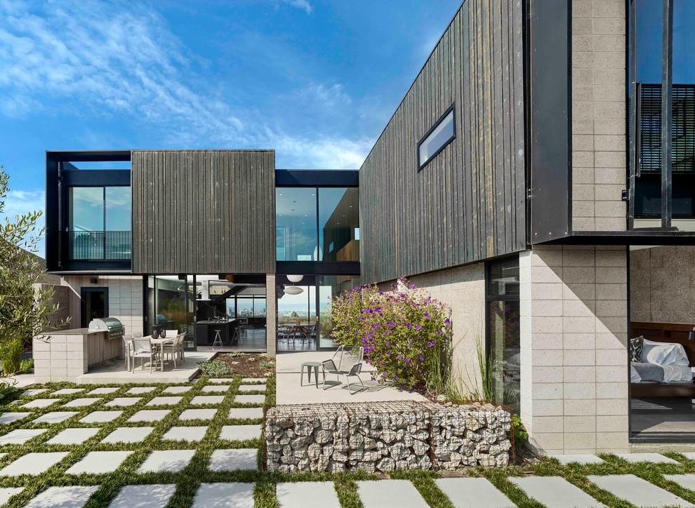 Alpine Residence Modern Patio San Francisco By Aaa