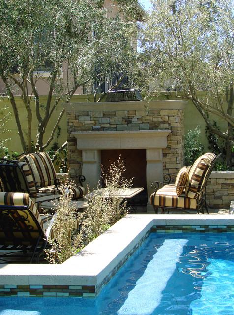 AMS Landscape Design Studios mediterranean-patio
