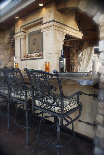 Andersen Outdoor Living Space Remodel mediterranean-patio