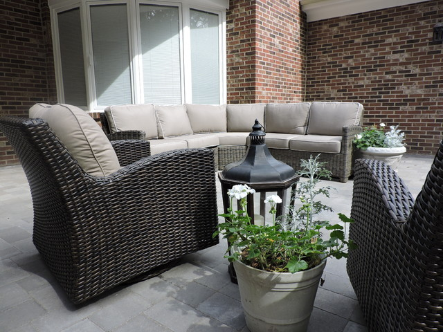 Angersteins Patio Furniture by North Cape Wicker Traditional Patio Othe