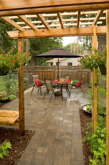 Arbor Traditional Patio Minneapolis By Southview