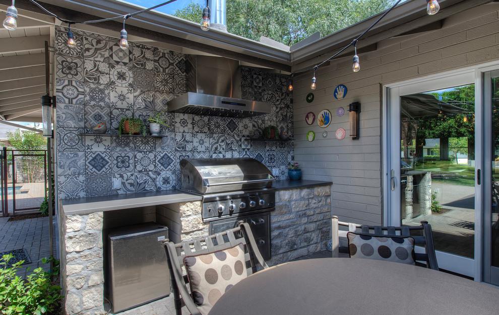 Arcadia home - Contemporary - Patio - Phoenix - by Realm ... on Arcadia Backyard Designs id=95468