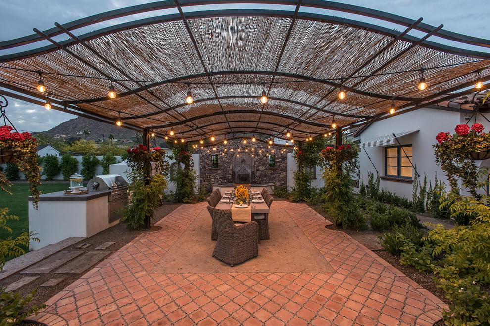Arcadia Home - Mediterranean - Patio - Phoenix - by Stucco ... on Arcadia Backyard Designs id=17325