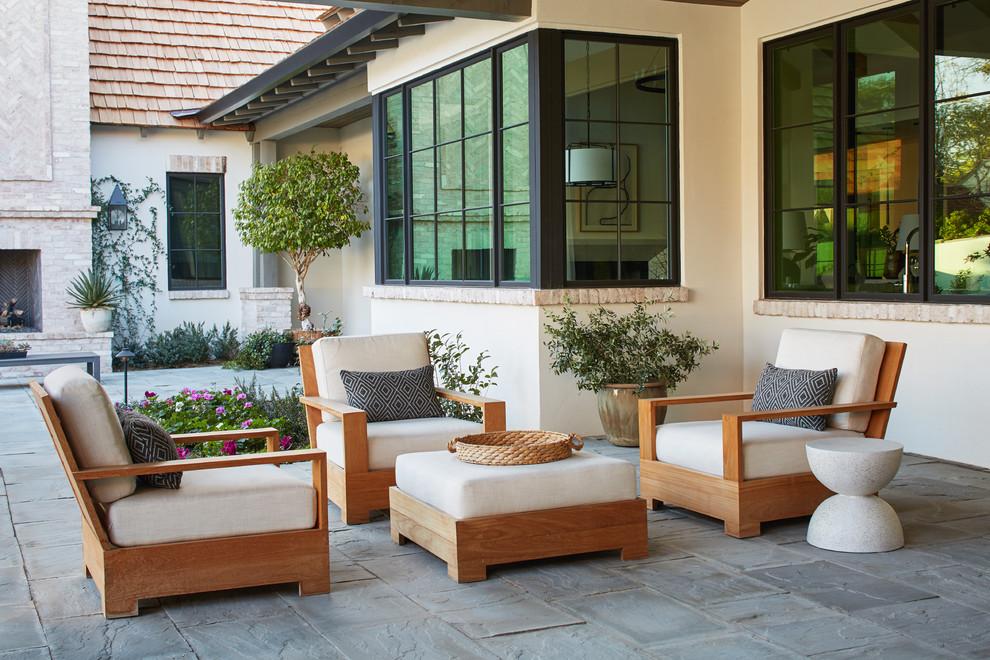 Arcadia/Scottsdale - Transitional - Patio - Phoenix - by ... on Arcadia Backyard Designs id=88345