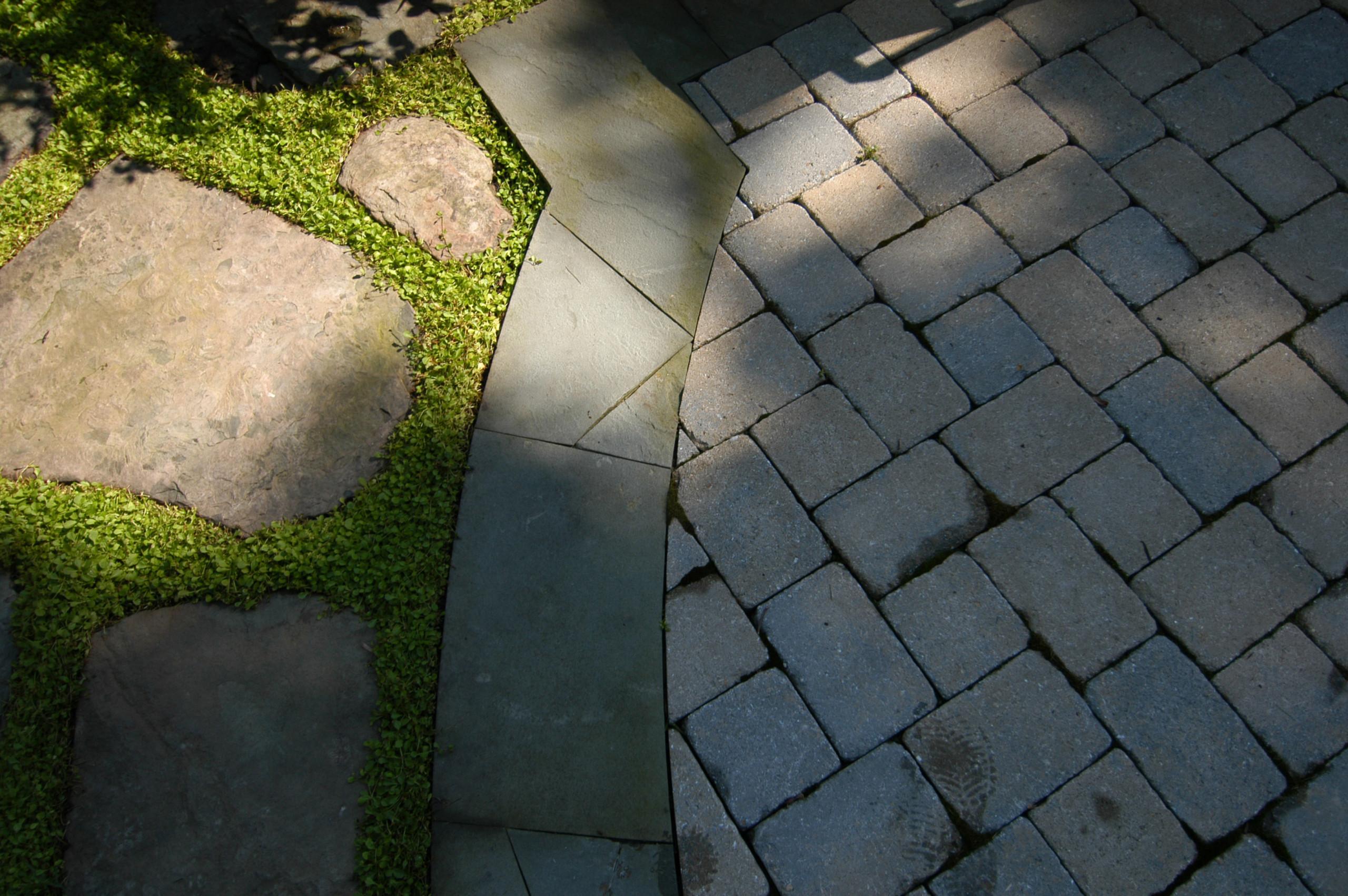 Architectural Concrete Paver Patios