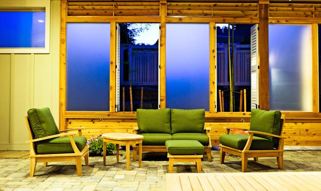 Architectural Portfolio contemporary-patio