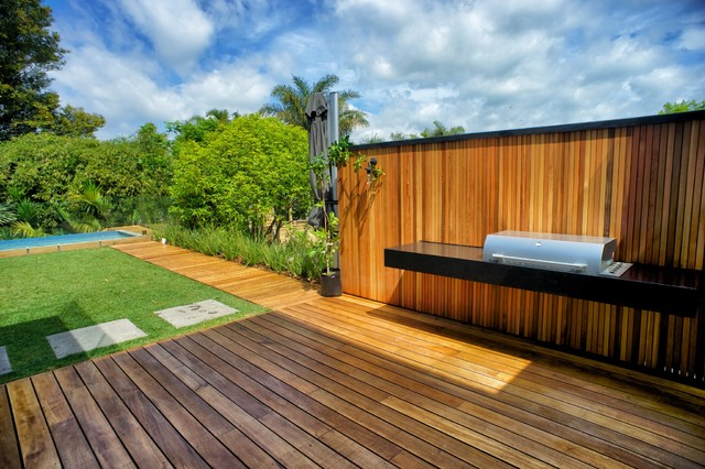 patio designs wooden
