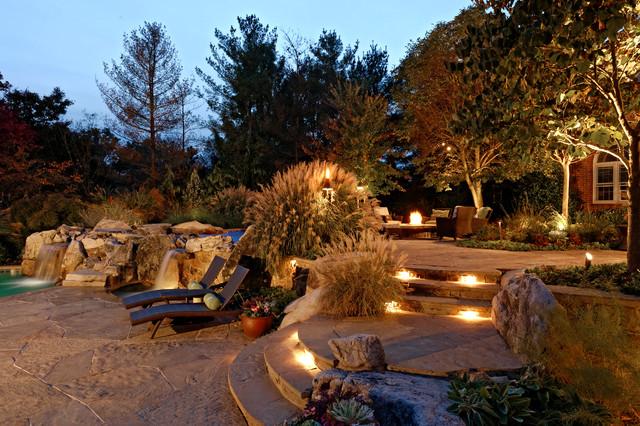 Artful Environment traditional-patio