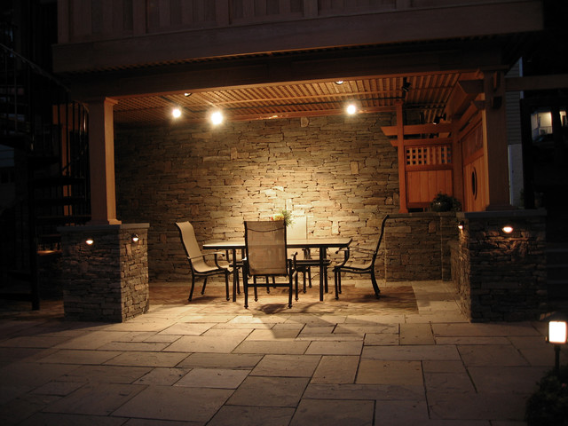 Artisan Traditions - HGTV Kitchen Trends traditional-patio