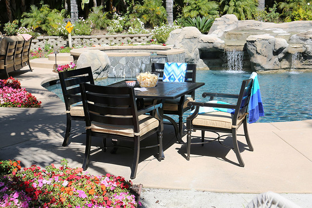 Charmant Asheville Patio Dining Collection Contemporary Patio