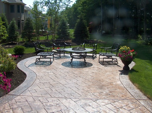 Great Patio Size