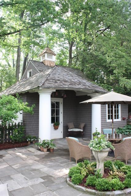 Atlanta Cape traditional-exterior