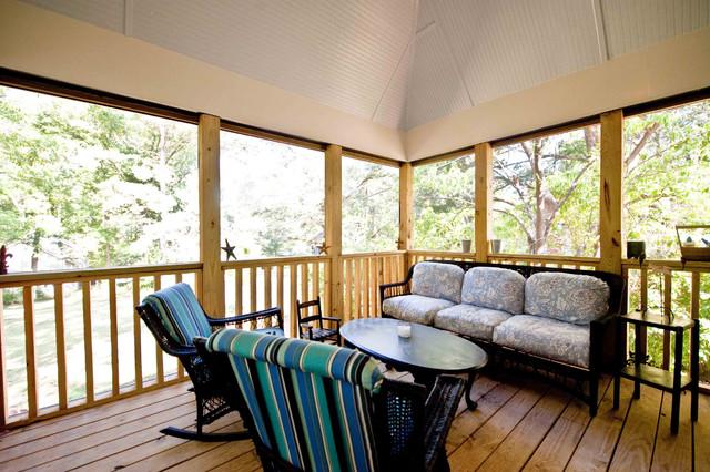 Atlanta, GA: Deck and Porch traditional-patio