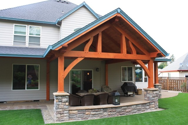 Attached Outdoor Living on Attached Outdoor Living Spaces id=94694
