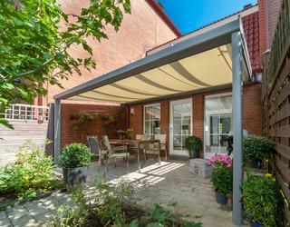 aussenr ume klassisch patio hamburg von studio b8. Black Bedroom Furniture Sets. Home Design Ideas