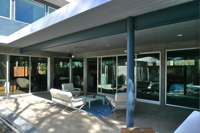 Austin Modern modern-patio