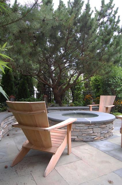 Avalon, NJ Beach House contemporary-patio