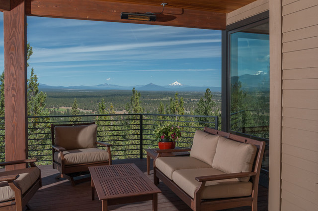 Awbrey Butte Home In Bend Oregon Eclectic Patio