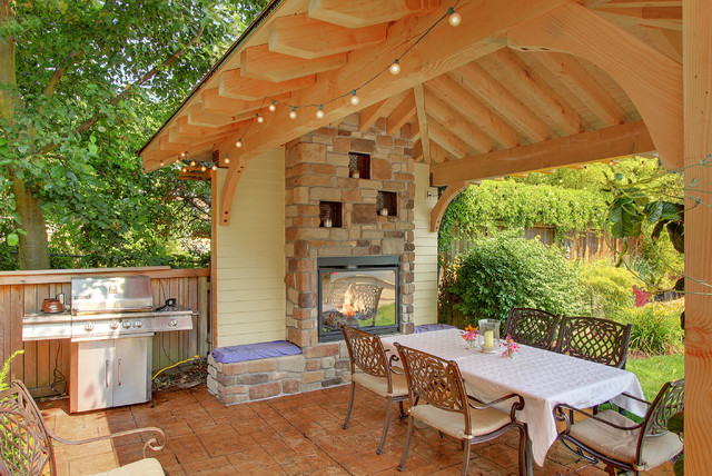 Back yard gazebo - Gazebo ideas for backyard ...