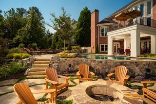 Backyard Fun - Traditional - Patio - Atlanta - by Phillips ...