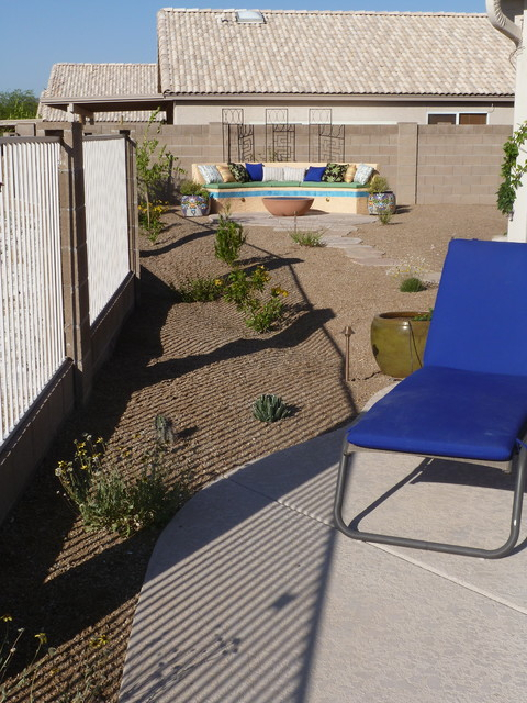Backyard Getaways Herrin Il : Backyard getaway  Patio  other metro  di Casa Serena Landscape