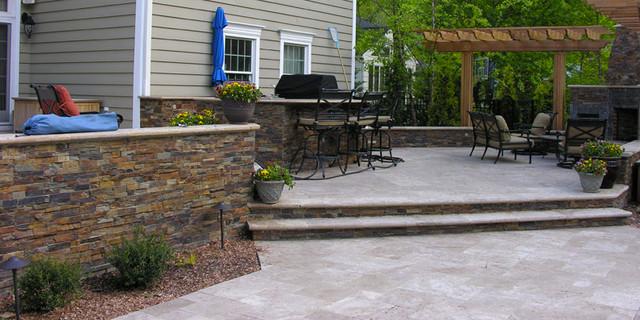 Backyard Hardscape Images : Backyard Hardscape traditionalpatio