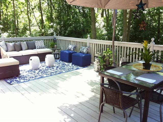 Backyard Garden Oasis : Backyard Outdoor Oasis contemporarypatio