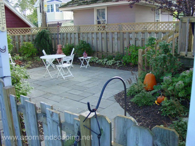 backyard patio designs pavers stone designer in rochester ny traditional patio - Stone Backyard Patio