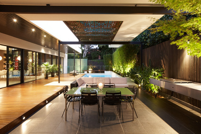 Inside Out 20 Outdoor Entertaining Zones To Inspire You Houzz Au