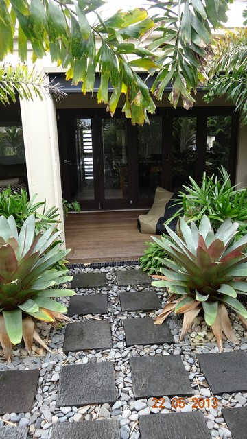 Balinese for Queensland garden design