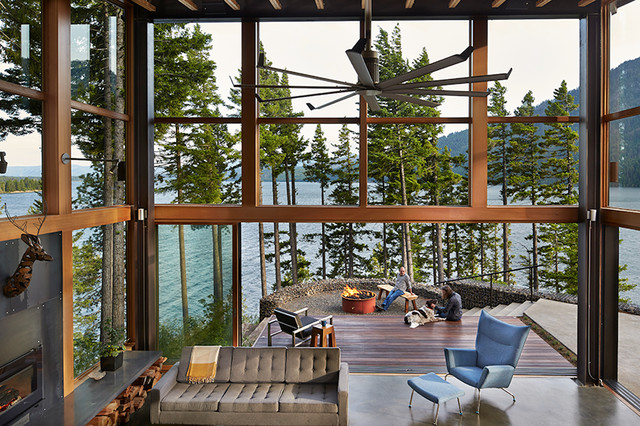 base camp modern living room seattle by johnston new caelifera modern living room seattle by