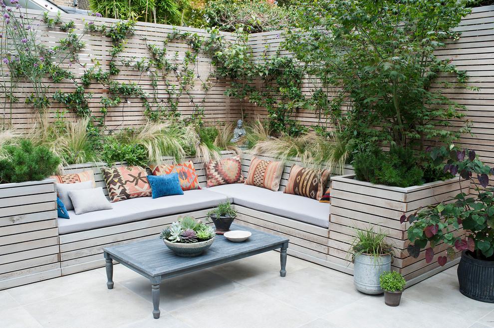 Patio - contemporary patio idea in London