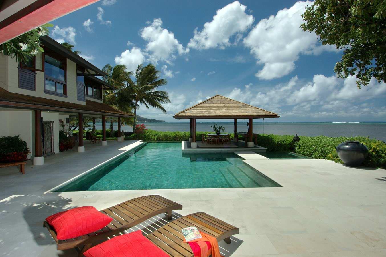 Bay-shore Balinese Estate