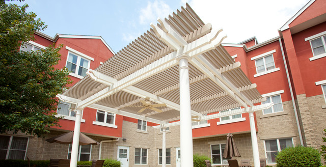 Bayley Retirement Residences traditional-patio