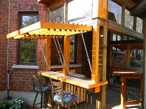 Outdoor Blinds For Porch Diy