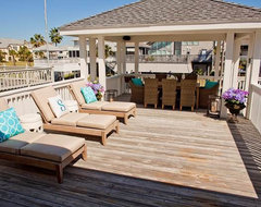 Beach House contemporary patio