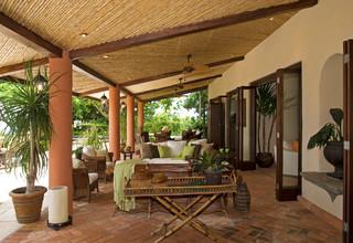 Beach House, Nacar. Faro Escondido,Costa Rica - Tropical - Patio - Other