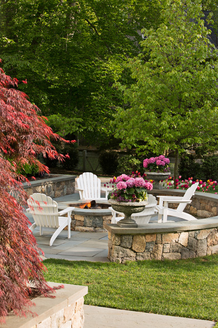 Landscaping Rock Hobart : Hobart traditional patio new york by cording landscape design