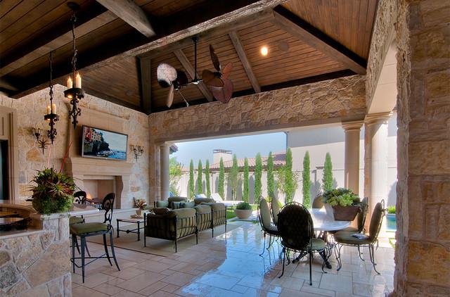 Beautiful Pools Patios Gardens Mediterranean Patio