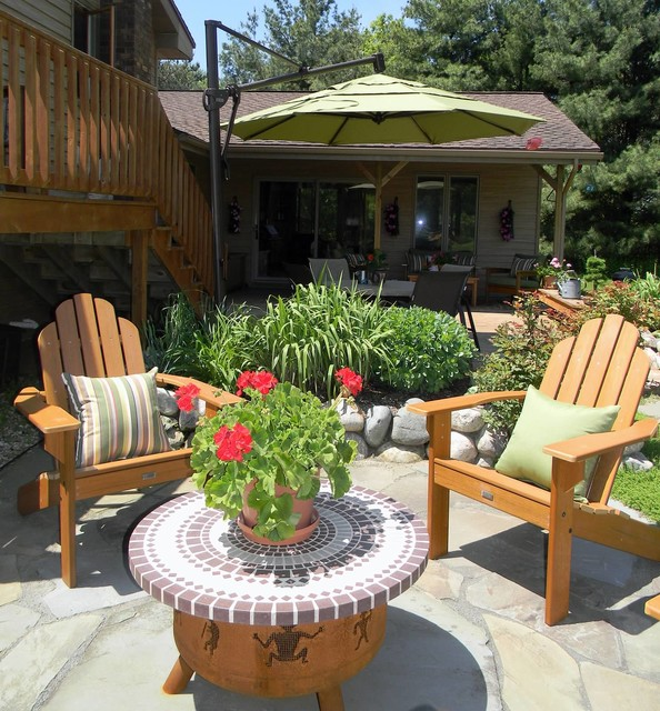 Bell Tower Outdoor Living Company mediterranean-patio on Outdoor Living Company id=86396