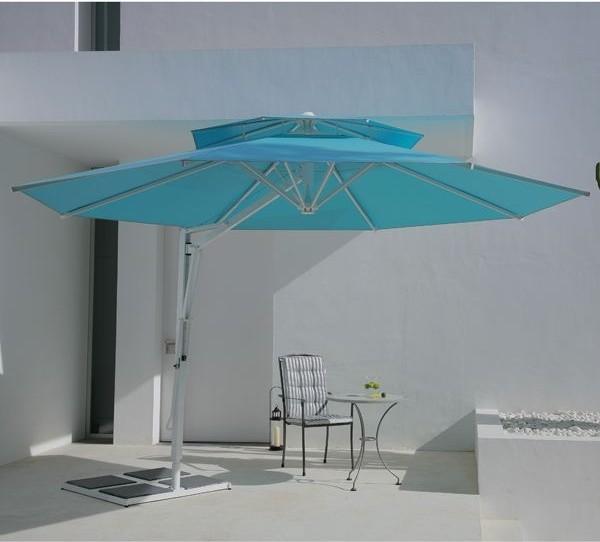belvedere offset patio umbrella modern patio chicago