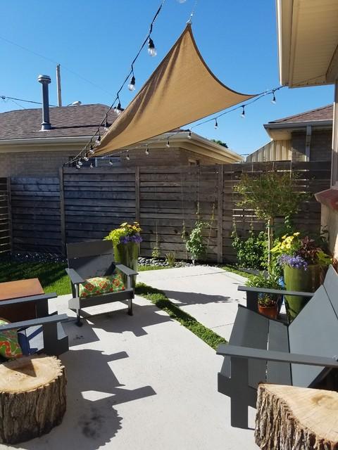 Berkeley Modern Patio Denver By Bloom Concrete Landscape