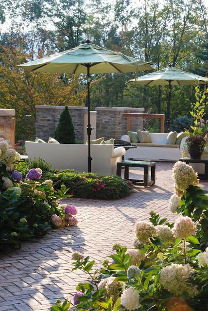Berkshires patio