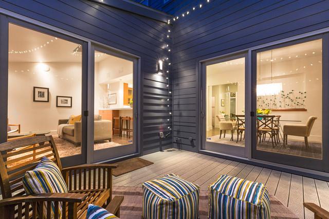 Bernal Heights Modern I contemporary-patio