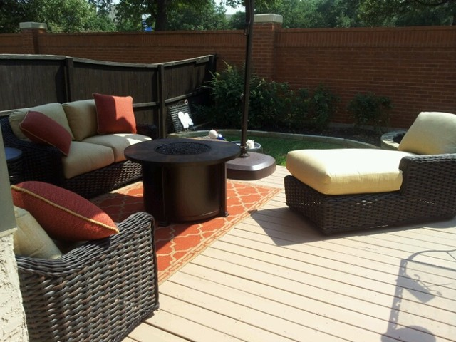 Best Patios in North Texas Contemporary Patio Other by Sunnyland Pati