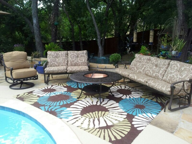 Texas Eclectic Patio Other Metro By Sunnyland Patio Furniture