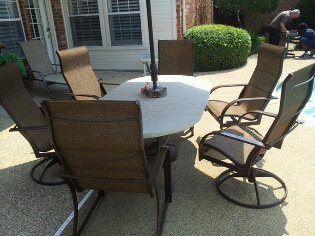 Best Patios in North Texas Traditional Patio Other by Sunnyland Patio