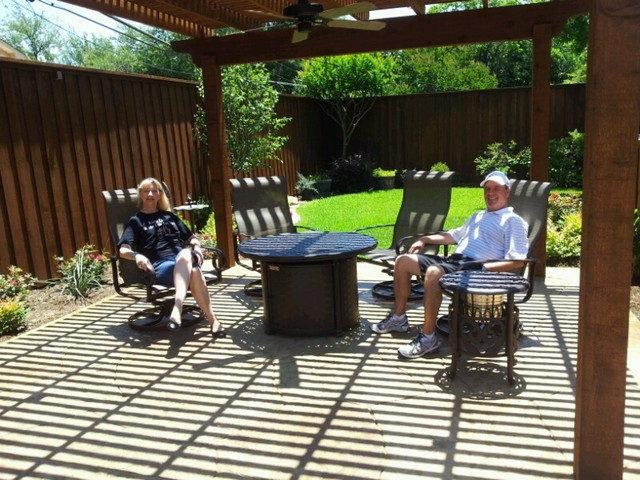 texas traditional patio dallas by sunnyland patio furniture
