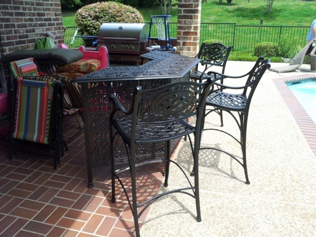 Best Patios in North Texas traditional-patio