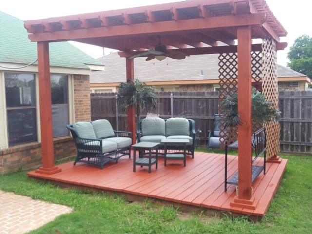 Best Patios in North Texas Traditional Patio other metro by Sunnyland